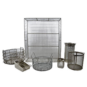 Wire Mesh Baskets | Welcome to Hillside Wire Cloth Co.