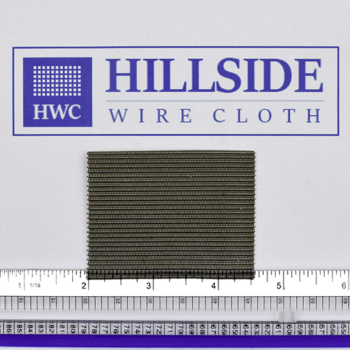 14 X 88 Dutch Weave Filter Cloth