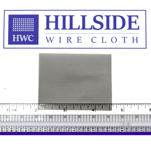 200 mesh twill wave wire cloth